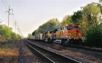 High Speed Coal Train
